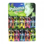 ILLATOSÍTÓ PALOMA PARFÜM DISPLAY 30DB-OS